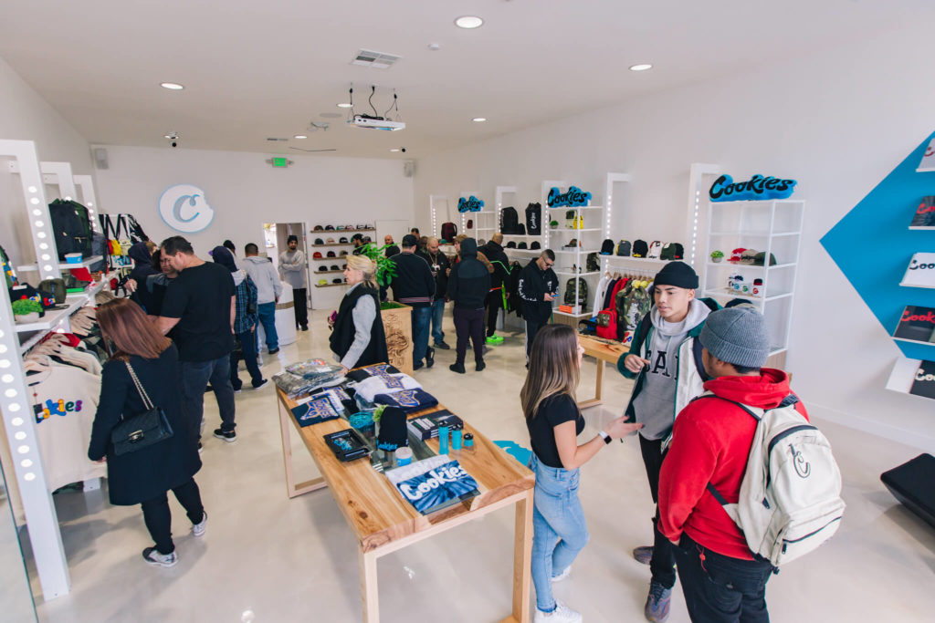 1ccd2e83be8 Berner Opens New Cookies SF Clothing Store in LA