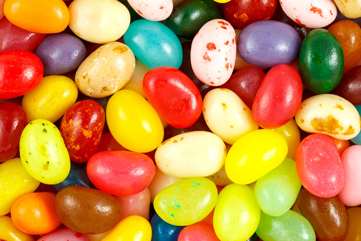 Creator of Jelly Belly Just Launched CBD Jelly Beans