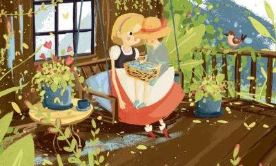 What's Growing in Grandma's Garden