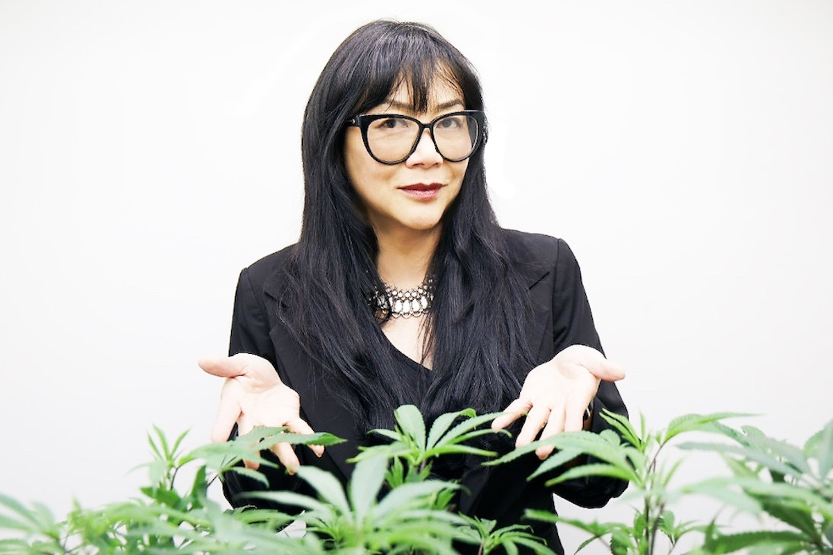 Ophelia Chong: Why We Should All Grow Cannabis at Home