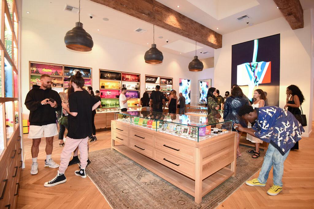 Wonderbrett LA Store Opening